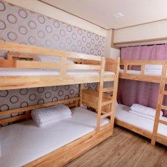 Отель Tomo Residence 2* Стандартный семейный номер с двуспальной кроватью фото 2