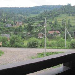 Гостиница Guest House Stari Druzy Украина, Волосянка - отзывы, цены и фото номеров - забронировать гостиницу Guest House Stari Druzy онлайн балкон