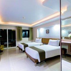 Отель Thanthip Beach Resort 3* Номер Делюкс с двуспальной кроватью фото 5