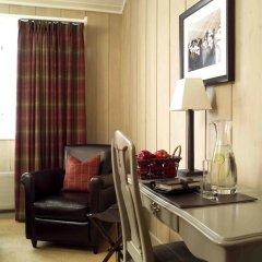 Lysebu Hotel 4* Стандартный номер с различными типами кроватей фото 5