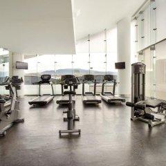 Отель Doubletree By Hilton Mexico City Santa Fe Мехико фитнесс-зал фото 2