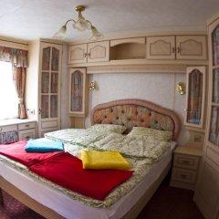 Hostel Filip Бунгало с разными типами кроватей фото 19