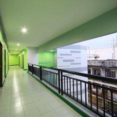 Отель Paragon One Residence Бангкок балкон