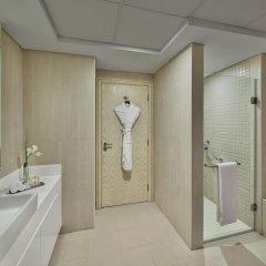 Отель DoubleTree by Hilton Dubai Jumeirah Beach 4* Люкс с различными типами кроватей фото 12