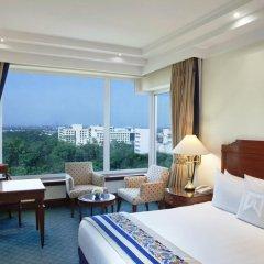 Sheraton New Delhi Hotel 5* Номер Делюкс с различными типами кроватей фото 4
