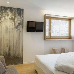 Hotel Schwarzer Widder Силандро комната для гостей фото 4