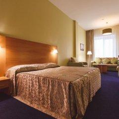 Бизнес Отель Евразия 4* Студия разные типы кроватей фото 3