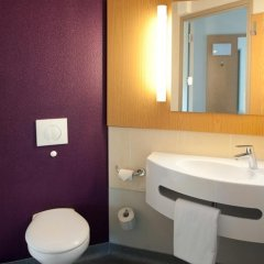 B&B Hotel Warszawa-Okęcie 2* Стандартный номер с различными типами кроватей фото 4
