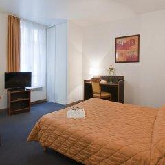 Отель Aparthotel Adagio access Paris Philippe Auguste 3* Студия с различными типами кроватей