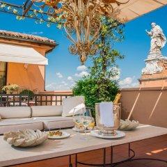 Grand Hotel Majestic già Baglioni 5* Люкс с различными типами кроватей фото 16