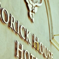 Corick House Hotel & Spa интерьер отеля