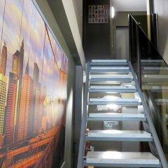 Апартаменты Brussels Louise Studio интерьер отеля