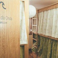 Отель Oportocean Кровать в общем номере с двухъярусной кроватью фото 9