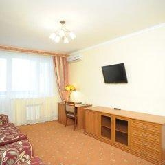 Гостиница Царицыно Улучшенный номер разные типы кроватей фото 3