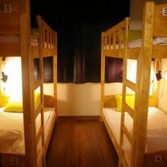 Отель Gonggan Guesthouse 2* Стандартный номер с различными типами кроватей (общая ванная комната) фото 11