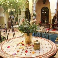 Отель Riad Nabila Марракеш гостиничный бар