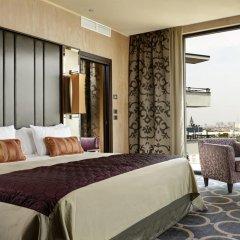 Отель Uptown Palace 4* Люкс с различными типами кроватей