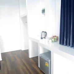 Отель Sarocha Villa 3* Стандартный номер с различными типами кроватей фото 3