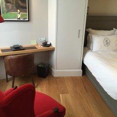 Hotel le Dixseptieme 4* Стандартный номер с различными типами кроватей фото 5