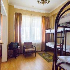 Хостел Даниловский комната для гостей
