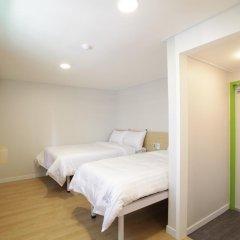 Hotel Sleepy Panda Streamwalk Seoul Jongno 3* Стандартный номер с различными типами кроватей фото 11