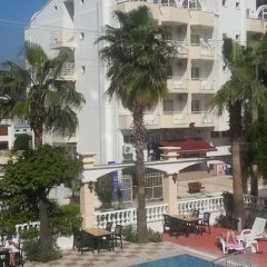 Club Hotel Diana Турция, Мармарис - отзывы, цены и фото номеров - забронировать отель Club Hotel Diana онлайн бассейн фото 3