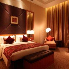 Al Raha Beach Hotel Villas 4* Улучшенный номер с различными типами кроватей фото 4