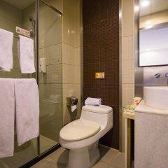 Отель Motel 268 Shanghai Ledu Road ванная фото 2