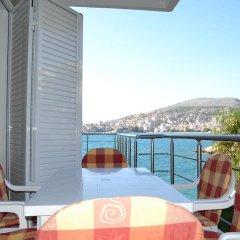 Отель Azzurra Apartments Албания, Саранда - отзывы, цены и фото номеров - забронировать отель Azzurra Apartments онлайн балкон