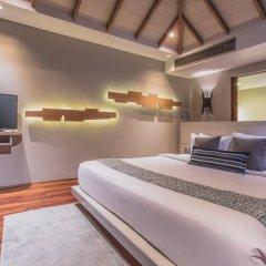 Отель Kalima Resort & Spa, Phuket 5* Номер Делюкс с двуспальной кроватью фото 9