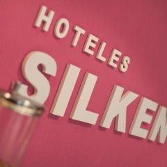 Hotel Silken Rona Dalba интерьер отеля фото 3