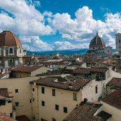 Hotel Cerretani Firenze Mgallery by Sofitel балкон