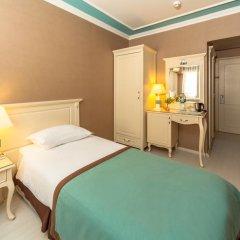 Viva Deluxe Hotel 3* Стандартный номер с двуспальной кроватью фото 10