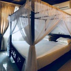 Отель Muhsin Villa Шри-Ланка, Галле - отзывы, цены и фото номеров - забронировать отель Muhsin Villa онлайн комната для гостей фото 5