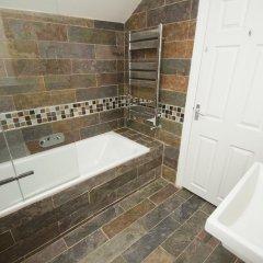 Отель Sudeley House Великобритания, Кемптаун - отзывы, цены и фото номеров - забронировать отель Sudeley House онлайн ванная фото 2