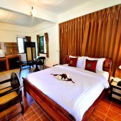 Отель Avila Resort 4* Номер Делюкс с различными типами кроватей фото 3