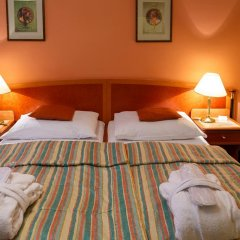 Villa Savoy Spa Park Hotel 4* Стандартный номер с двуспальной кроватью фото 2