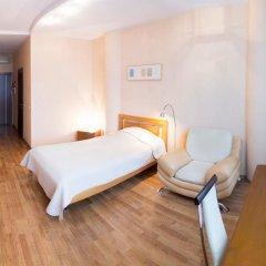 Гостиница Жемчужина 3* Номер Бизнес с различными типами кроватей фото 2