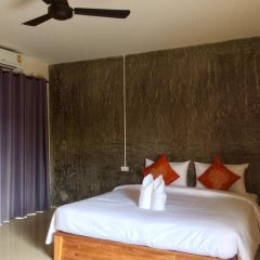Отель Srisuksant Urban 3* Улучшенный номер с различными типами кроватей фото 5