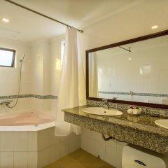 Отель Agribank Hoi An Beach Resort 3* Люкс повышенной комфортности с различными типами кроватей фото 4