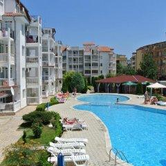 Отель Tara Bravo 5 Apartments Болгария, Солнечный берег - отзывы, цены и фото номеров - забронировать отель Tara Bravo 5 Apartments онлайн бассейн фото 2