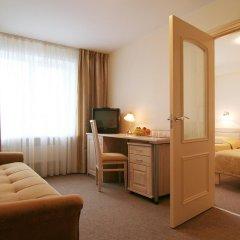 Tia Hotel 3* Стандартный семейный номер с двуспальной кроватью фото 7