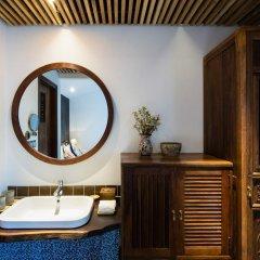 Отель The Myst Dong Khoi 5* Стандартный номер с различными типами кроватей фото 9