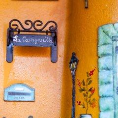 Отель Pensión la Campanilla 2* Стандартный номер с различными типами кроватей фото 13