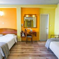 Athens Cypria Hotel 4* Стандартный номер с различными типами кроватей фото 5