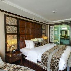 Golden Lotus Luxury Hotel 3* Стандартный номер с различными типами кроватей фото 4