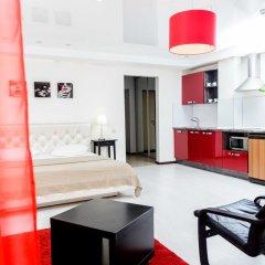 Апарт-отель Кутузов 3* Улучшенные апартаменты с различными типами кроватей фото 35