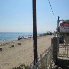 Отель Konstantinos Beach 1 пляж