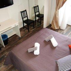 Отель Chez Alice Vatican Улучшенный номер с двуспальной кроватью фото 2
