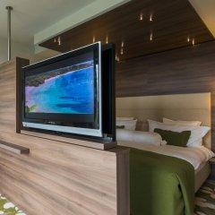 Отель Meliá Düsseldorf 4* Люкс разные типы кроватей фото 3